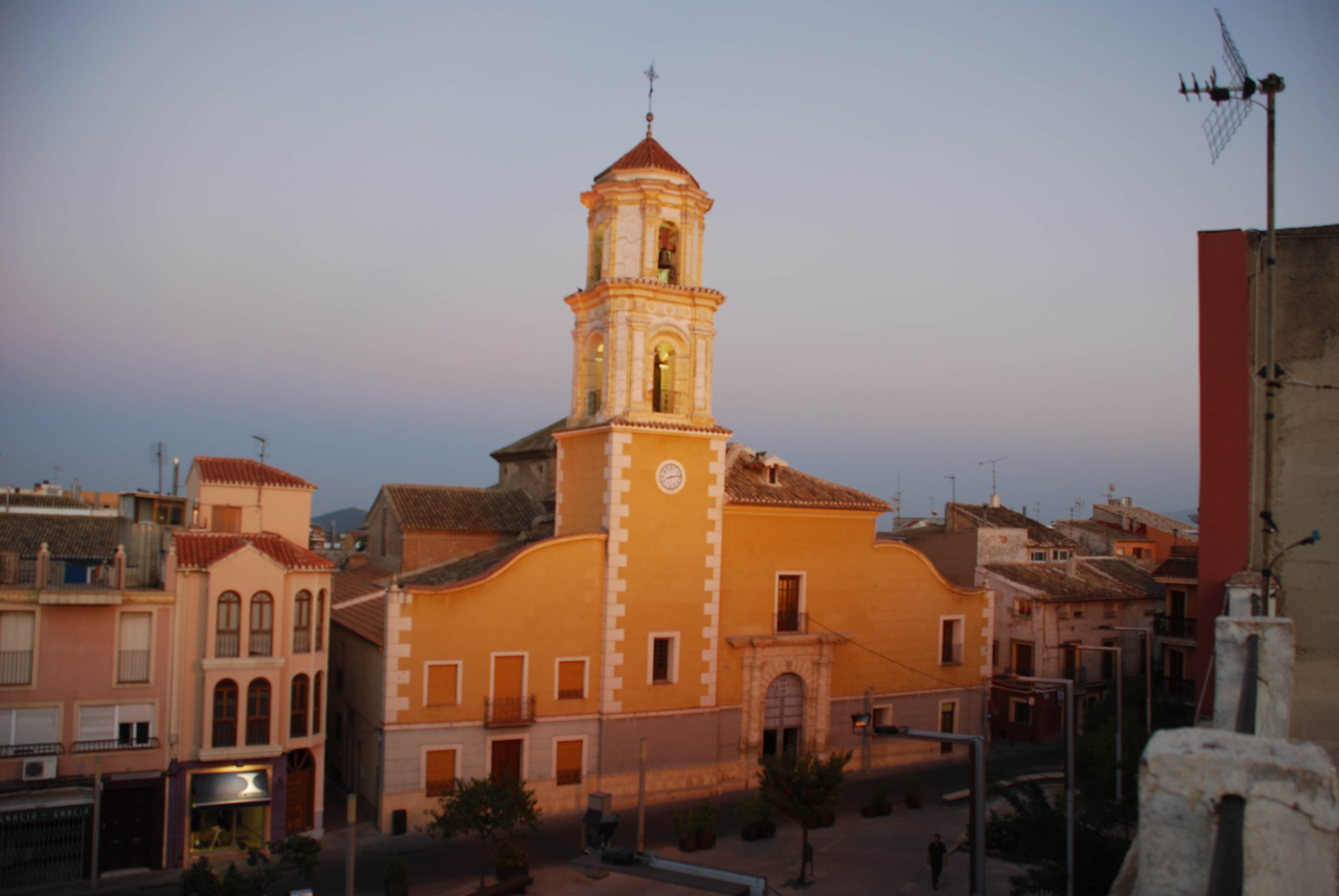 Iglesia de Nuestra Señora del Rosario (Bullas) - Wikipedia, la ...