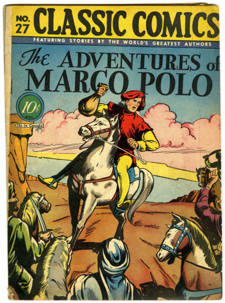 the adventures of marco polo The adventures of marco polo by russell freedman, 9780439523943, available at book depository with free delivery worldwide.