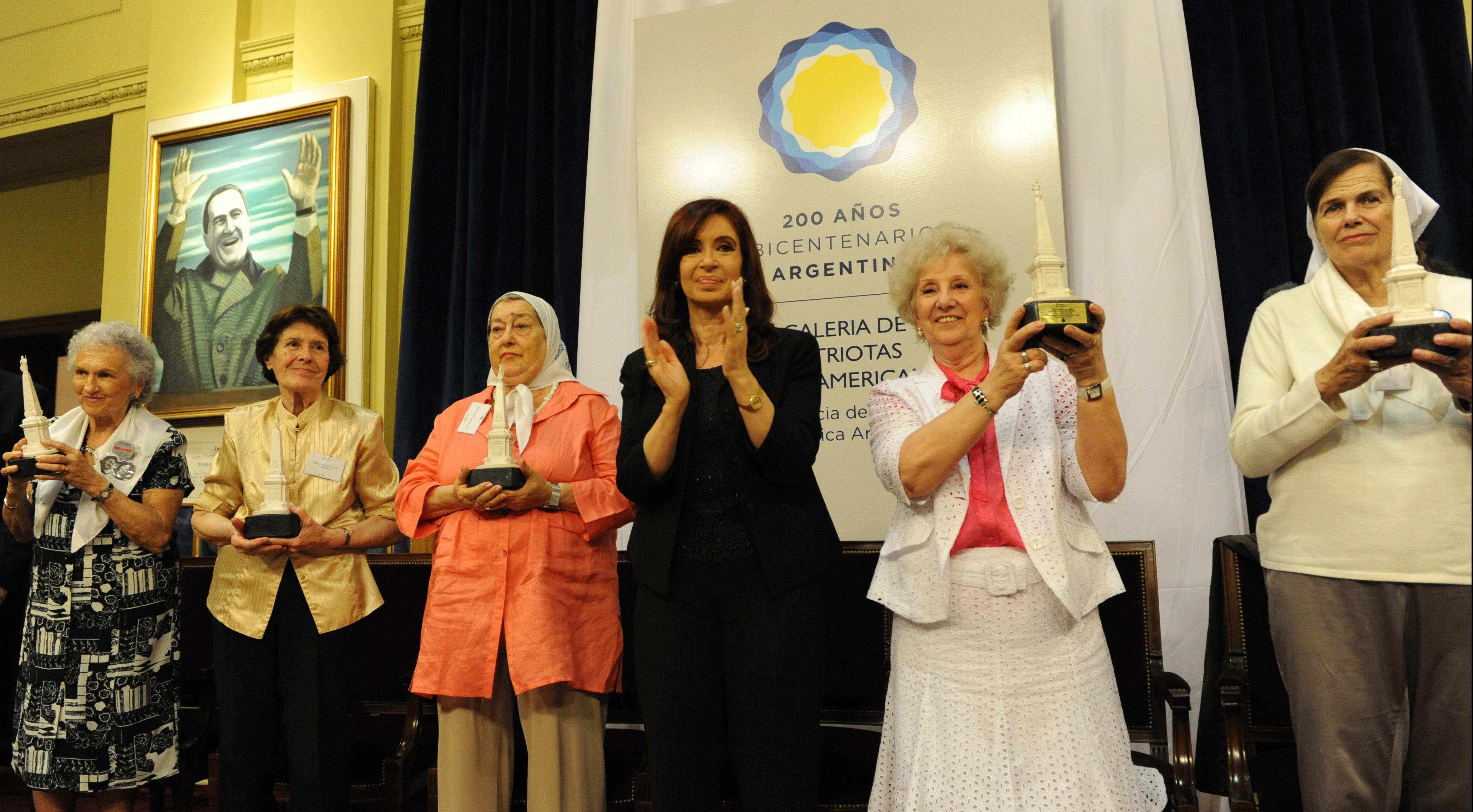 About Cristina Fernández De Kirchner