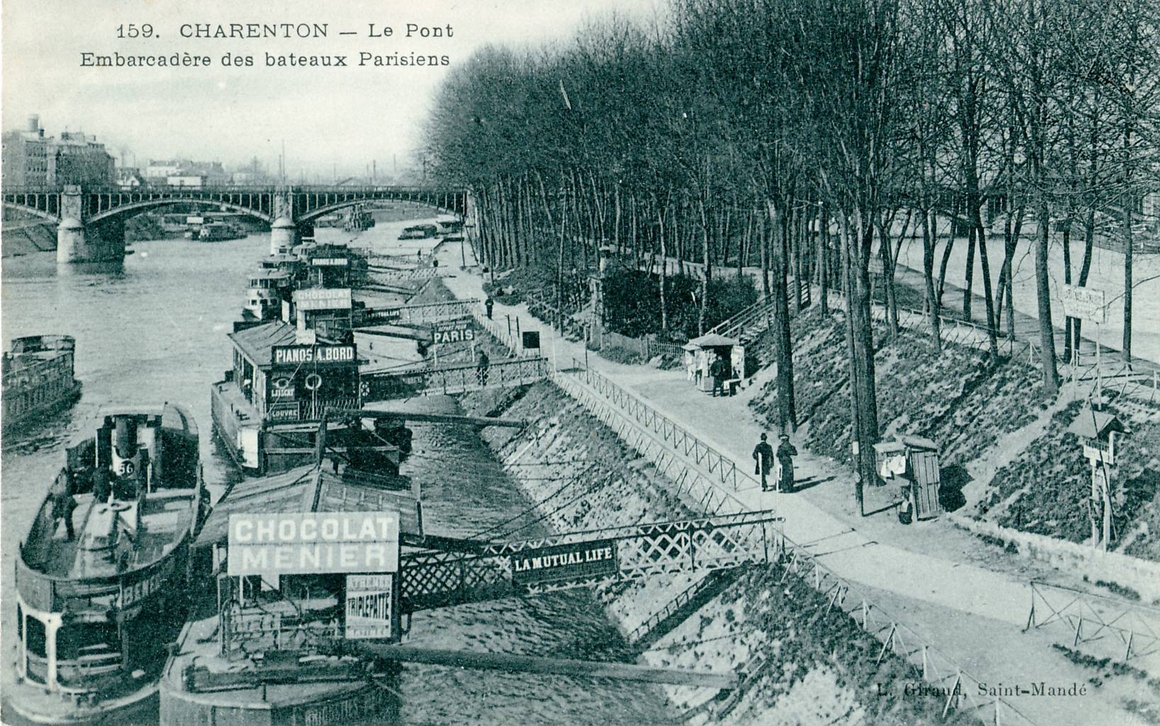 File charenton le pont embarcad re des bateau parisiens jpg wikimedia c - Vernis pont de bateau ...