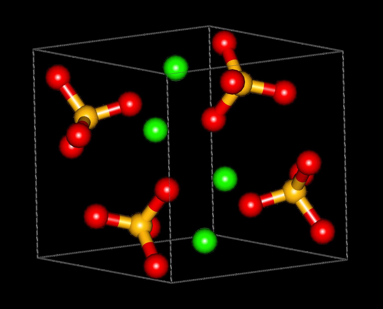 calcium sulfate pentahydrate