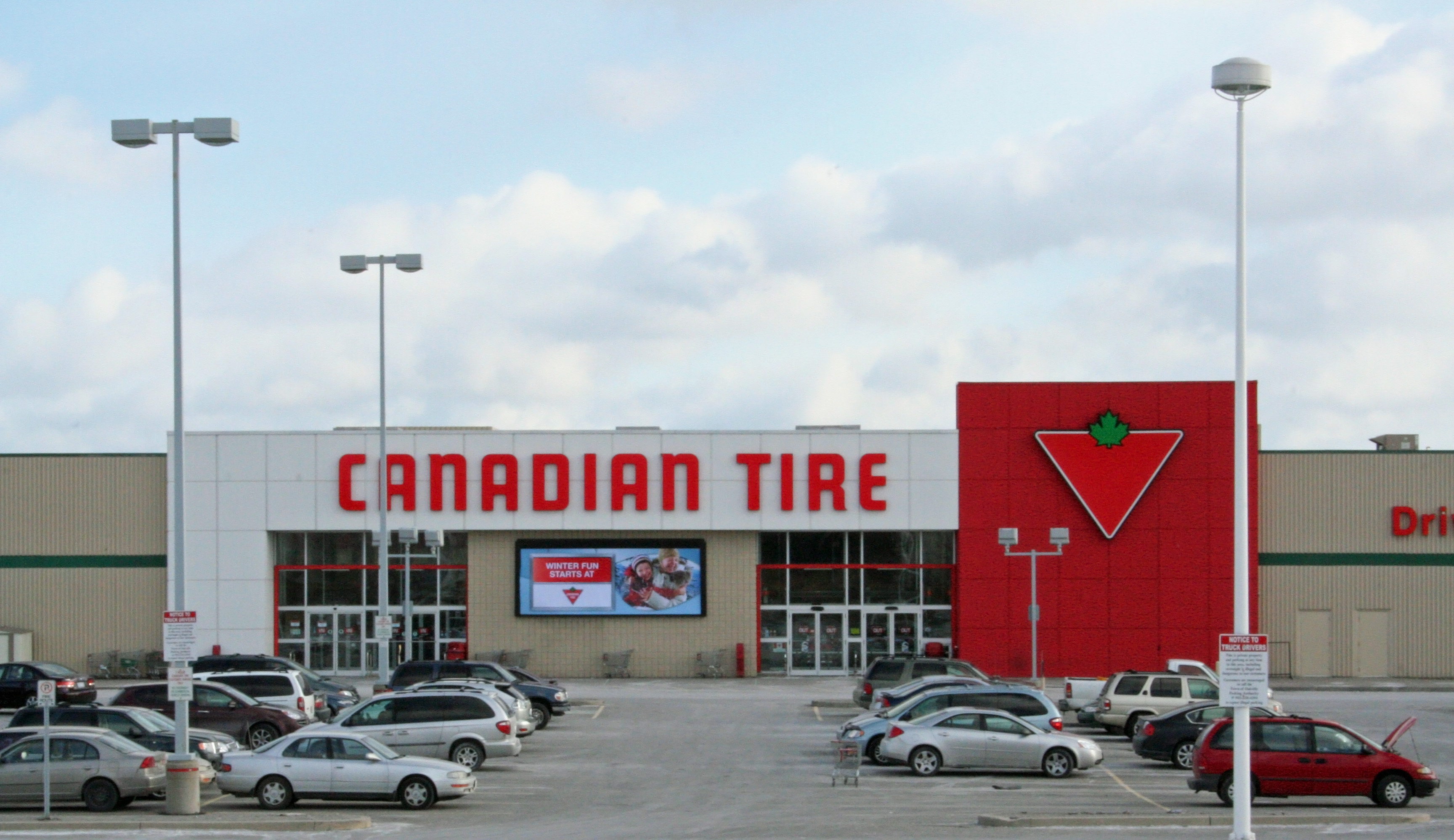 Canadian Tire Mastercard >> Canadian Tire Financial Services Wikipedia