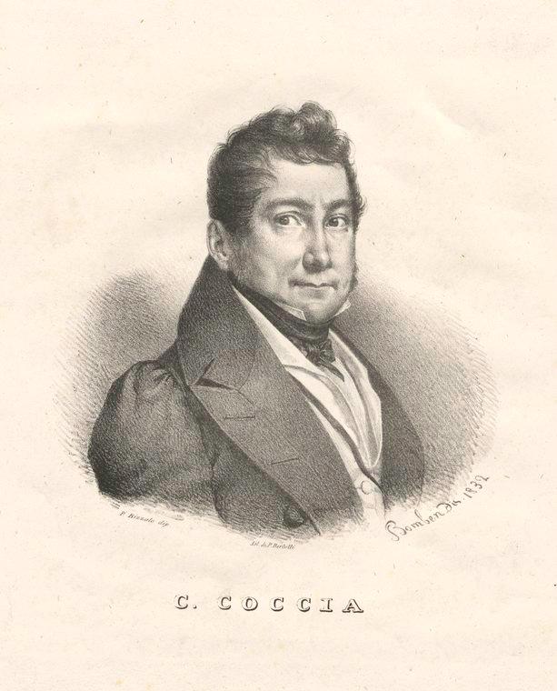 Carlo Coccia Net Worth