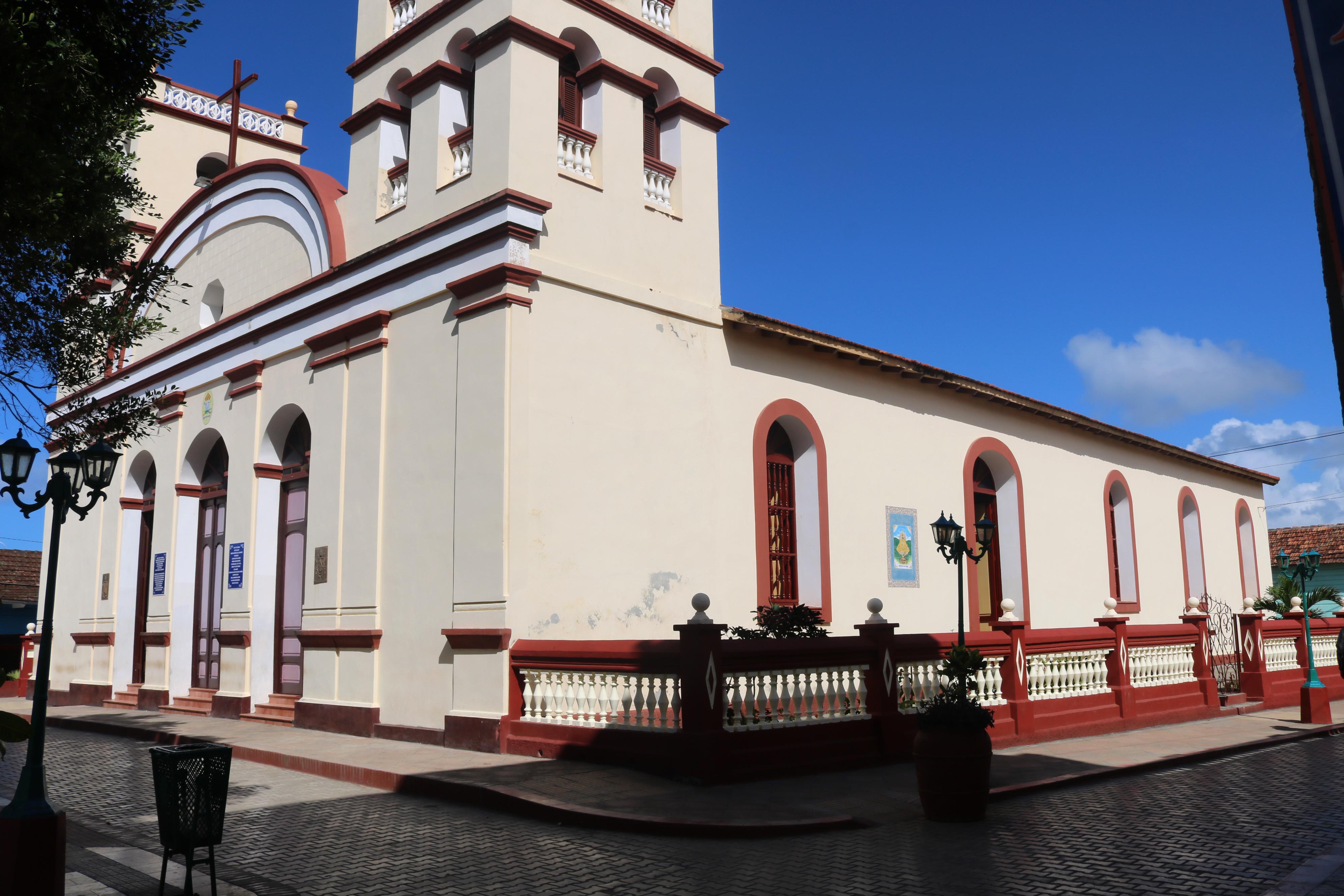 Dónde está la Catedral de Nuestra Señora de la Asunción, Baracoa, Cuba