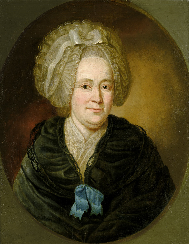 Catharina Elisabeth Goethe –