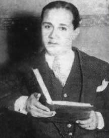 Depiction of Celedonio Flores