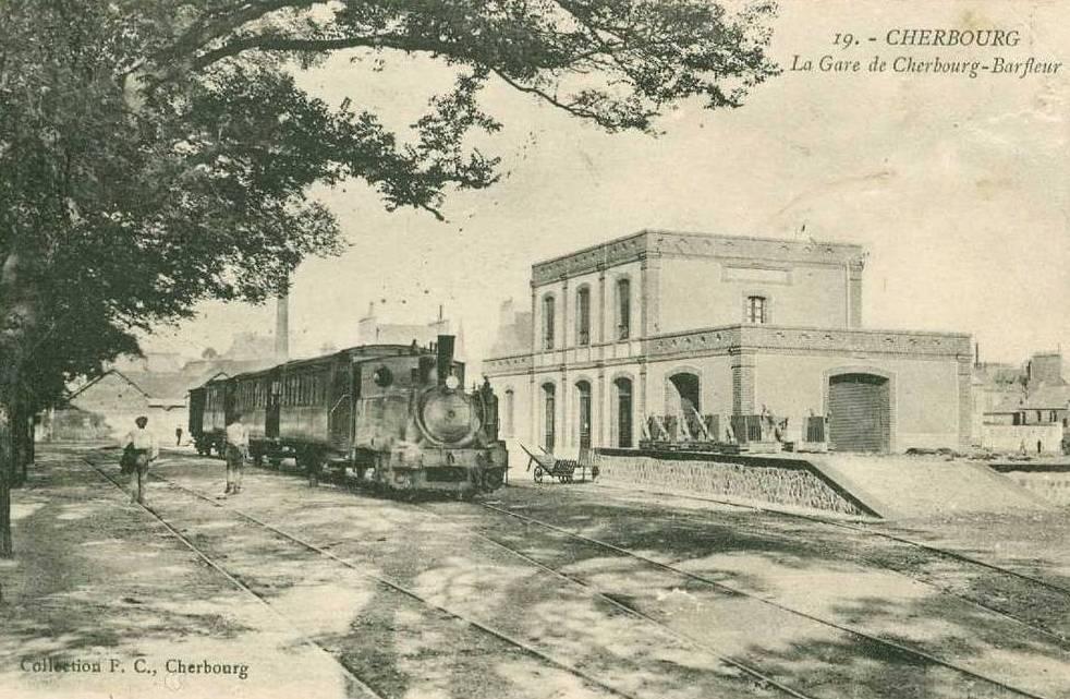 Gare de cherbourg barfleur wikip dia - Office du tourisme de cherbourg ...