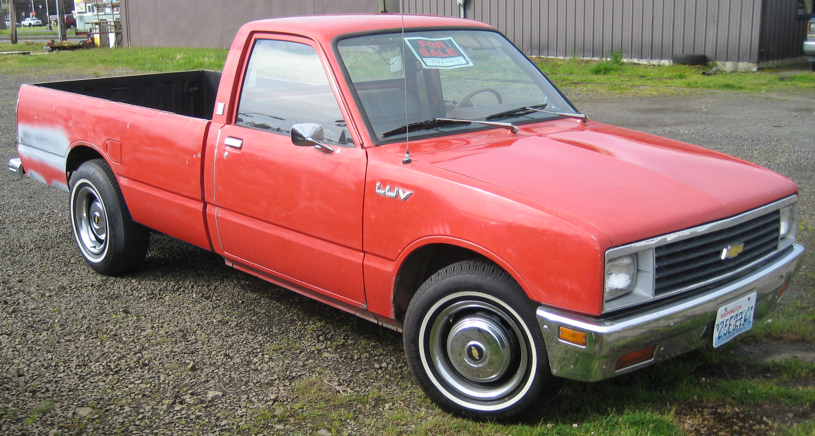 1982 Chevy Luv Mikado 4 X 4 For Sale | Autos Post