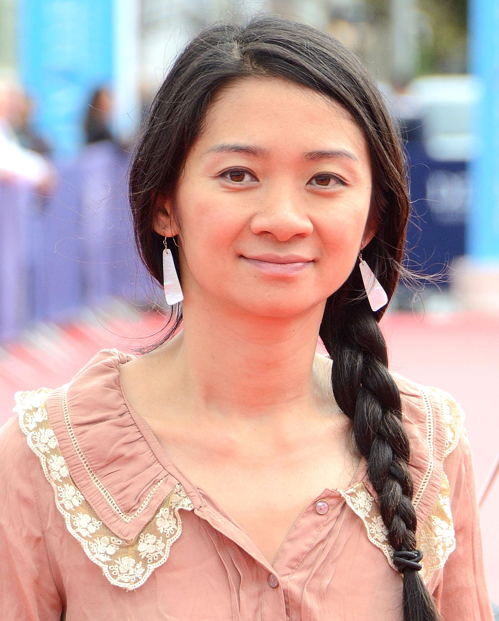 776b35ba628 Chloé Zhao - Wikipedia