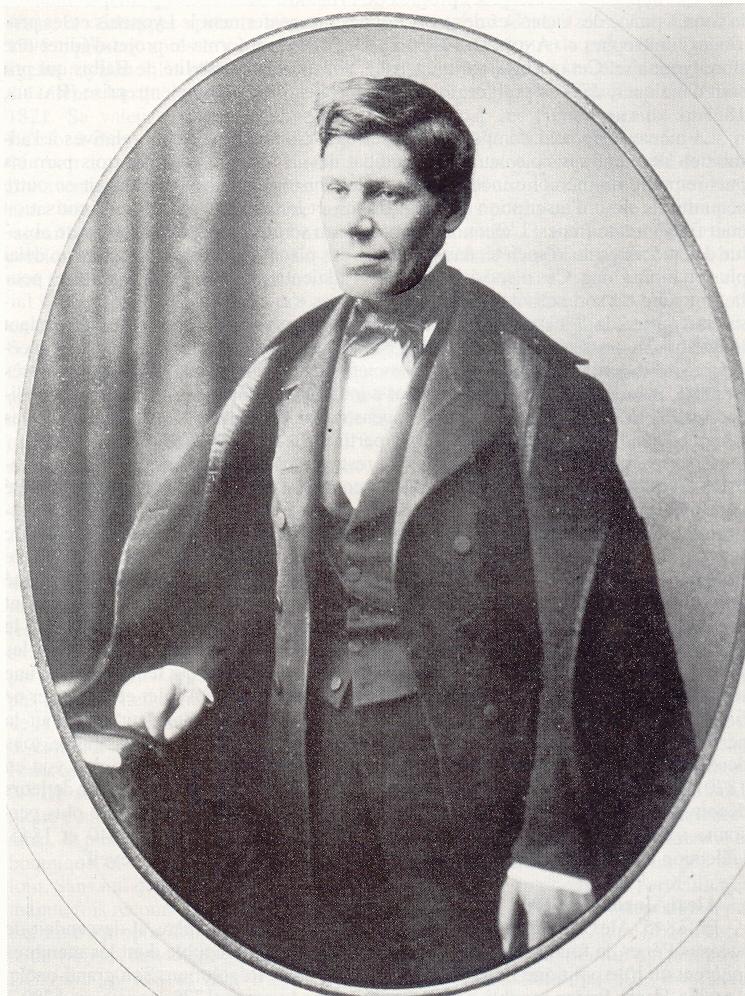 Depiction of Claude Thomas Alexis Jordan