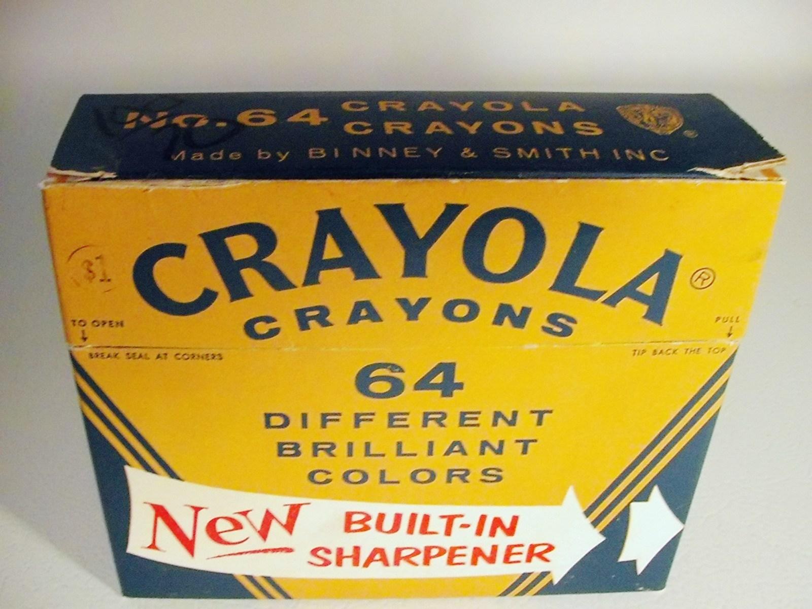 A Brief Yet Complex Color History Of Crayola Crayons