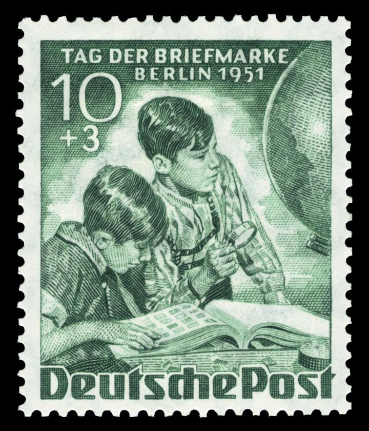 Tag Der Briefmarke Berlin Wikiwand