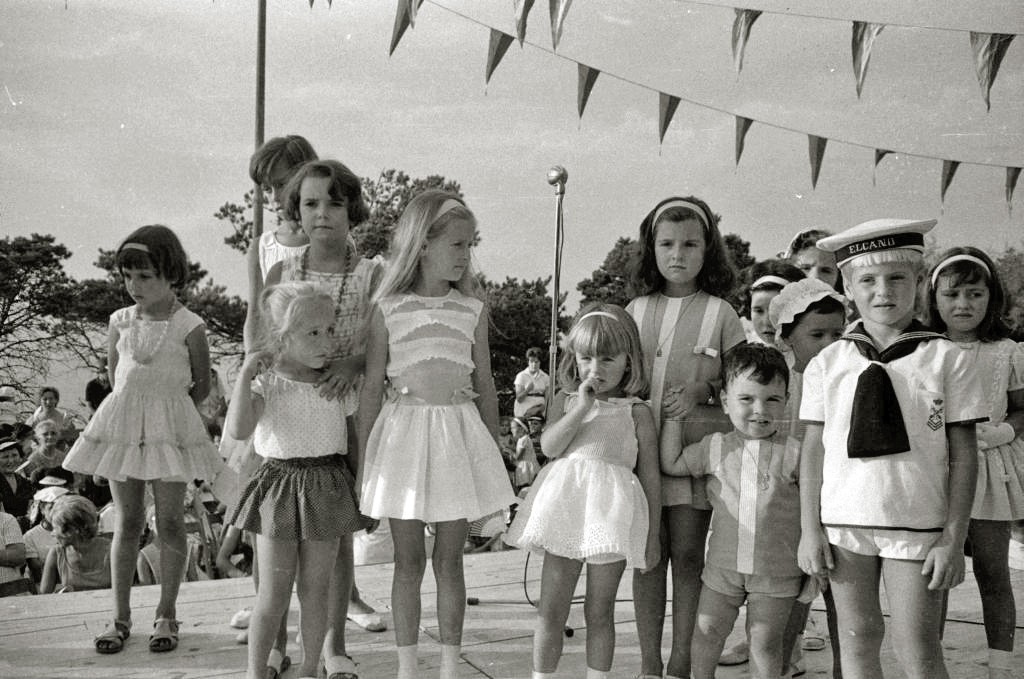 moda infantil marin