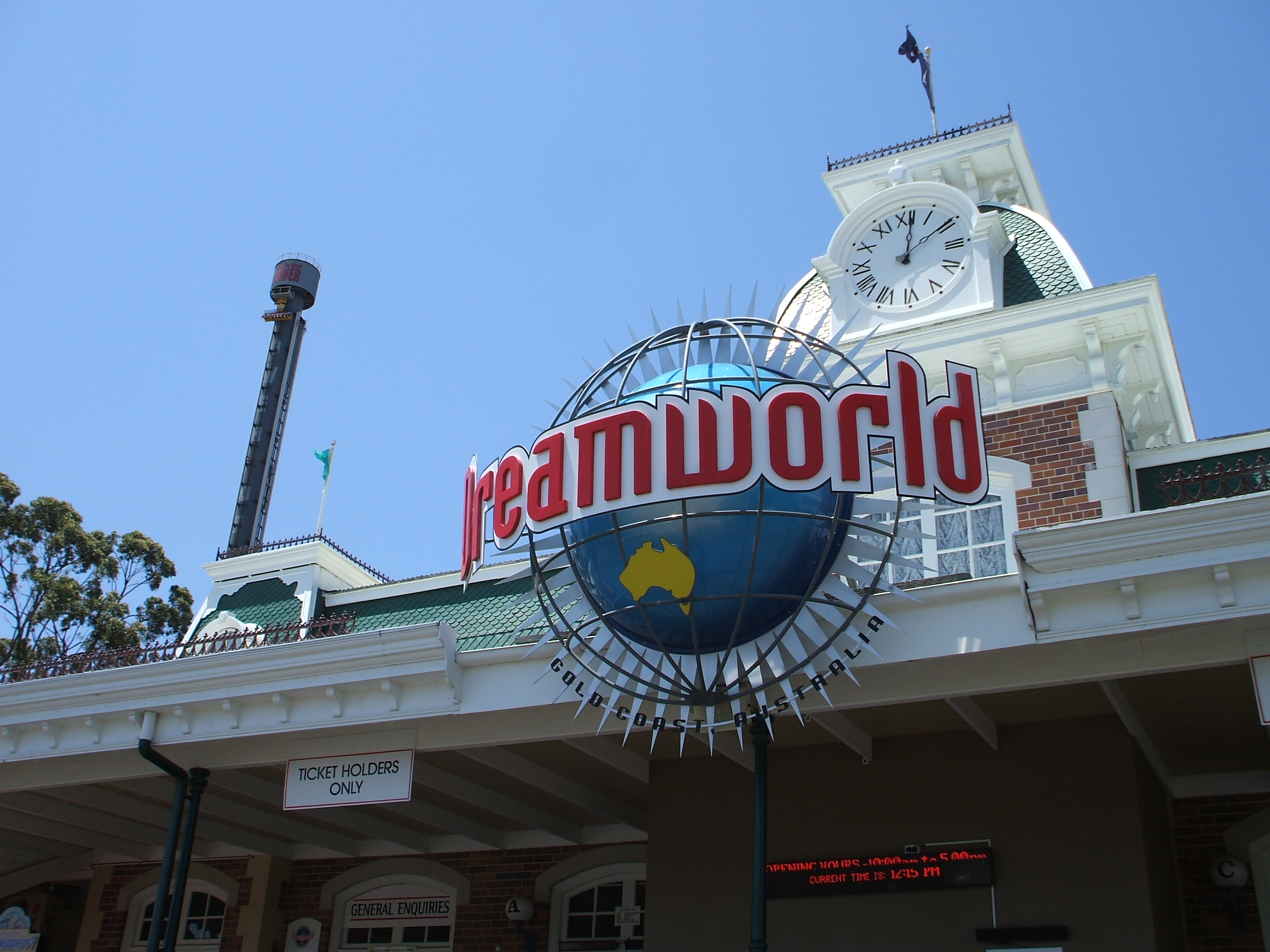 an analysis of the history of dreamworld in australias gold coast Sea world is the premier marine animal park in australia, offering amazing attractions and rides for all ages buy your tickets today.