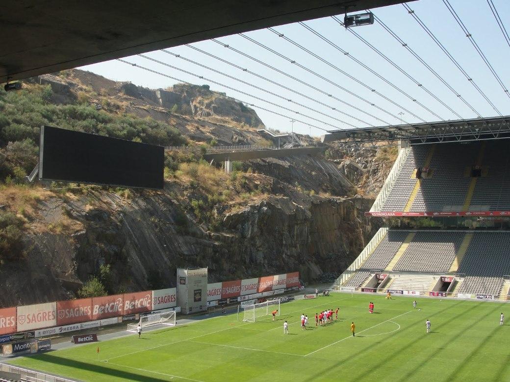 sporting braga stadium