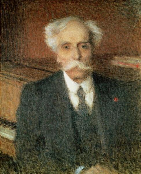 Ernest Joseph Laurent (1859 - 1929) Gabriel Faure