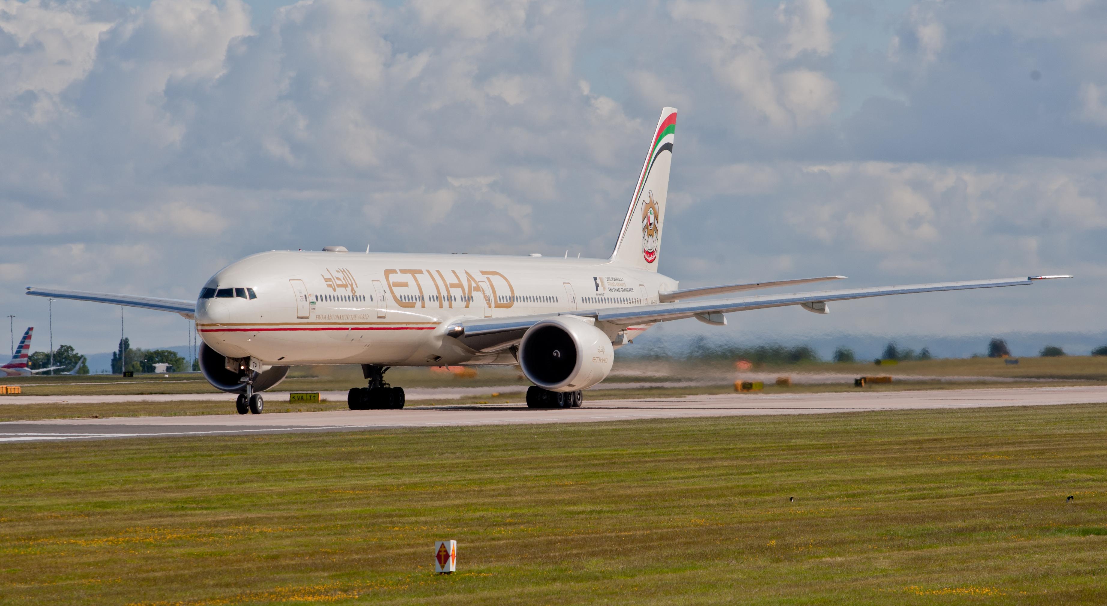 Etihad airline creative brief