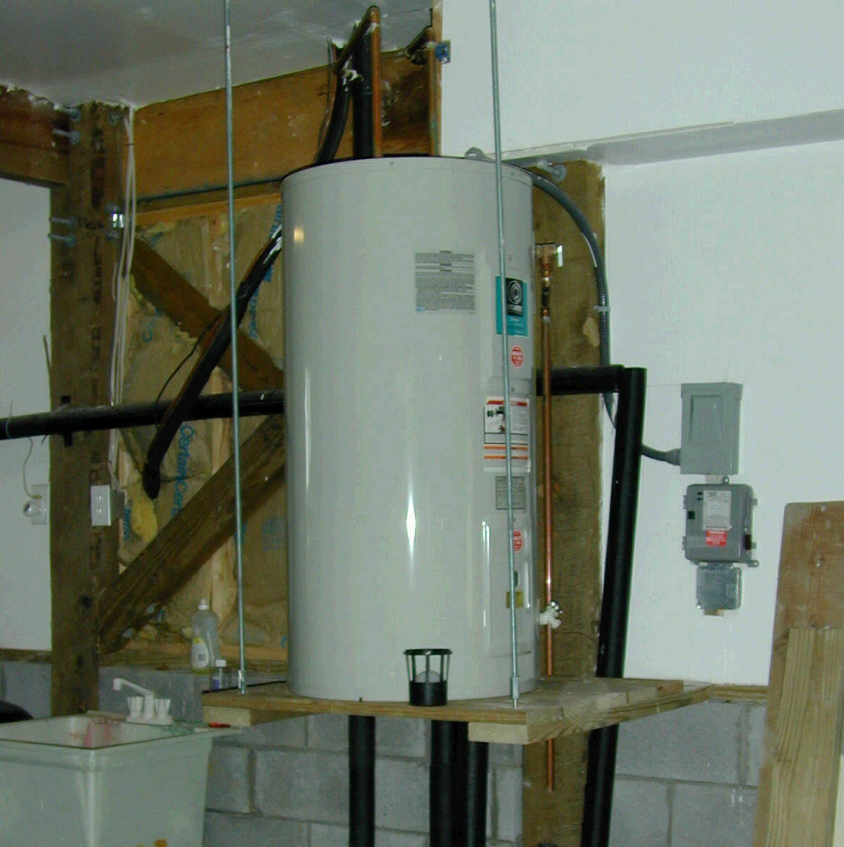 Hot Water Repairs Newcastle