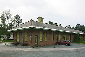 Fair Haven station (2), July 2006.jpg