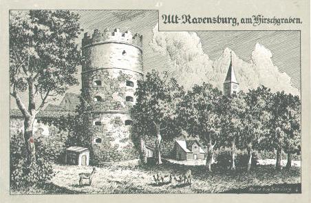 Felle Ravensburg Hirschgraben