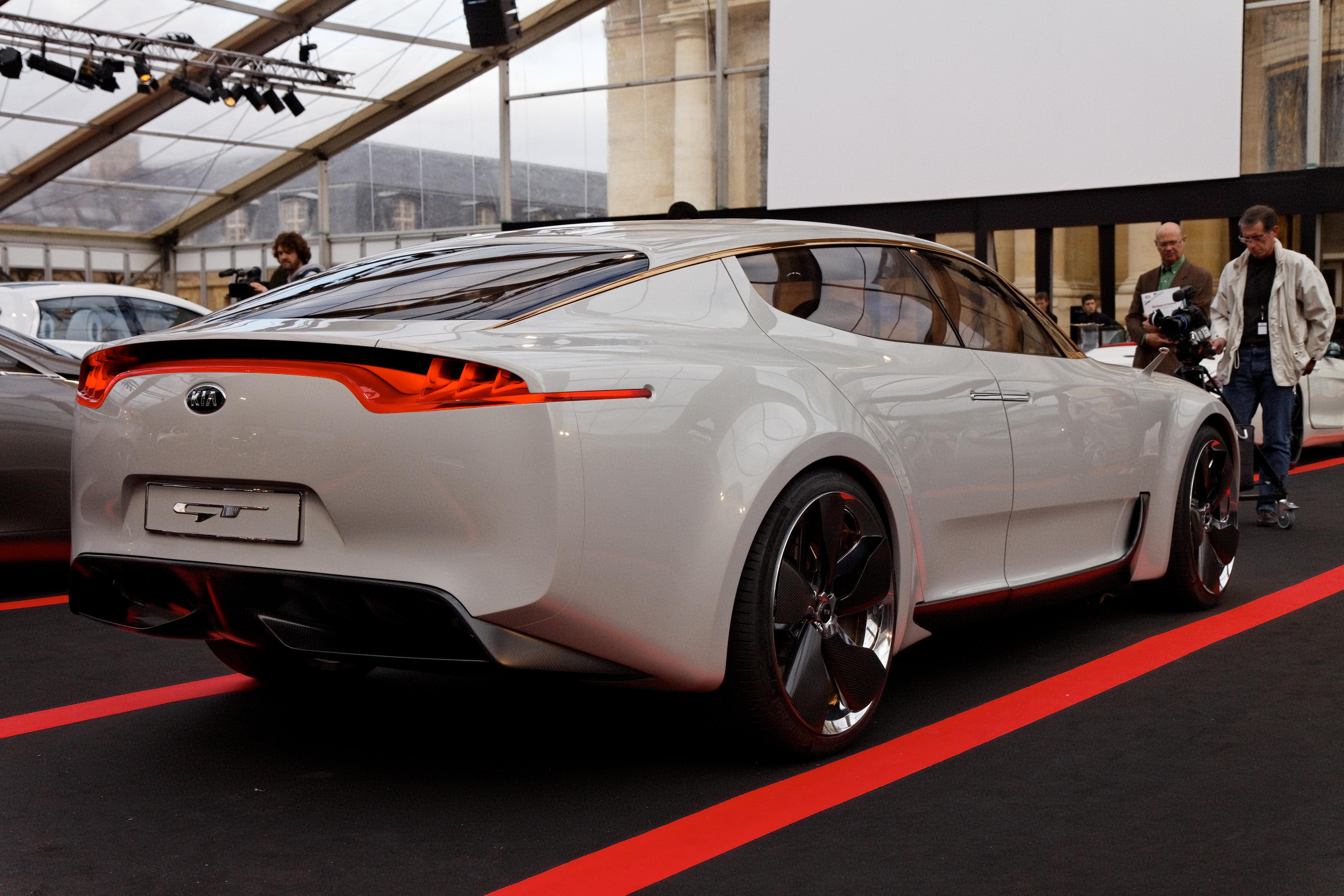 2017 Kia Optima >> File:Festival automobile international 2012 - Kia GT - 007 ...