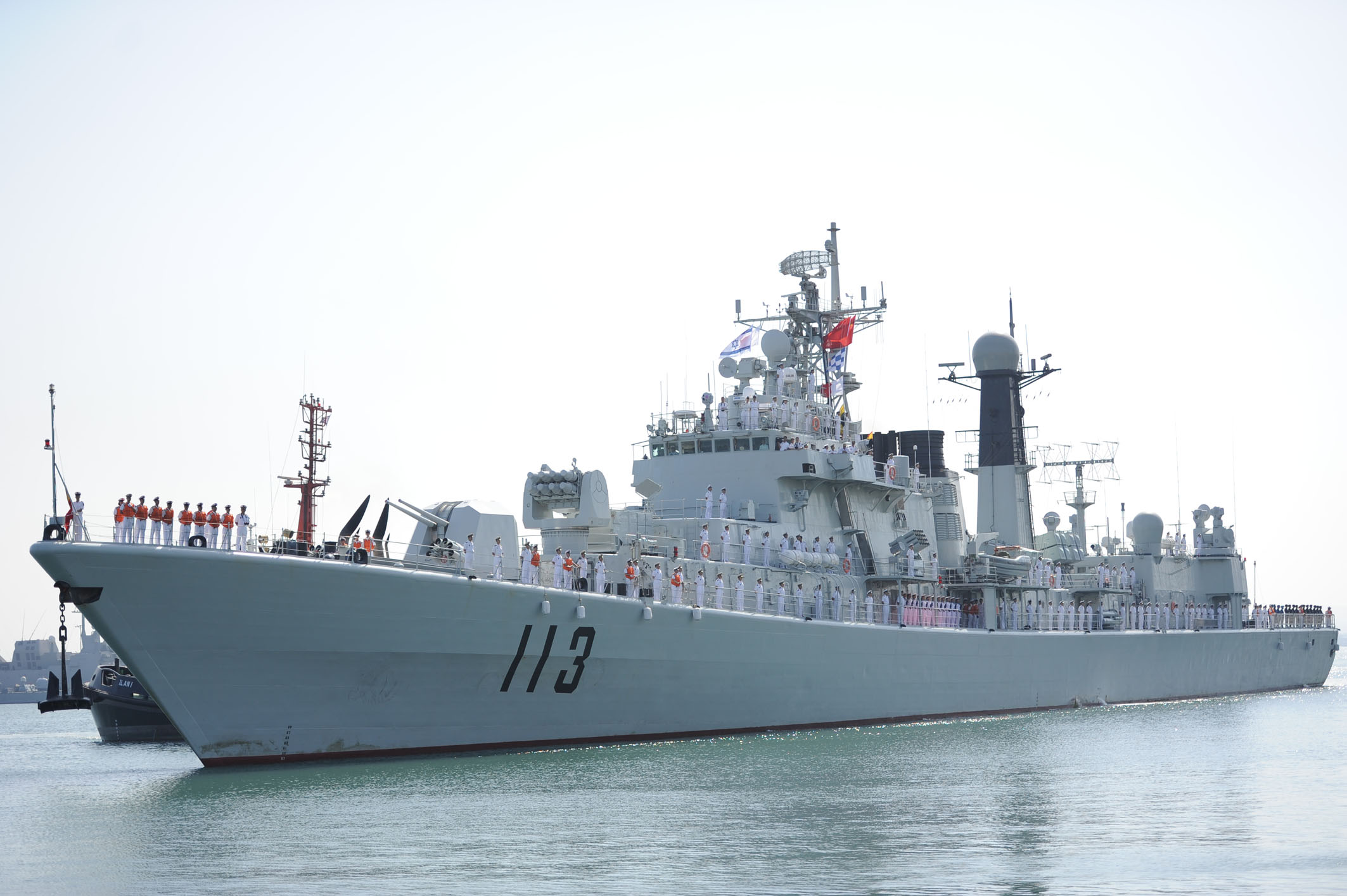 File:Flickr - Israel Defense Forces - 20 Years of Cooperation with the Chinese Navy (5).jpg - Wikimedia Commons
