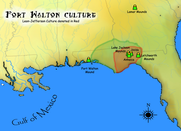 File:Fort Walton and Leon-Jefferson cultures map HRoe 2012.jpg