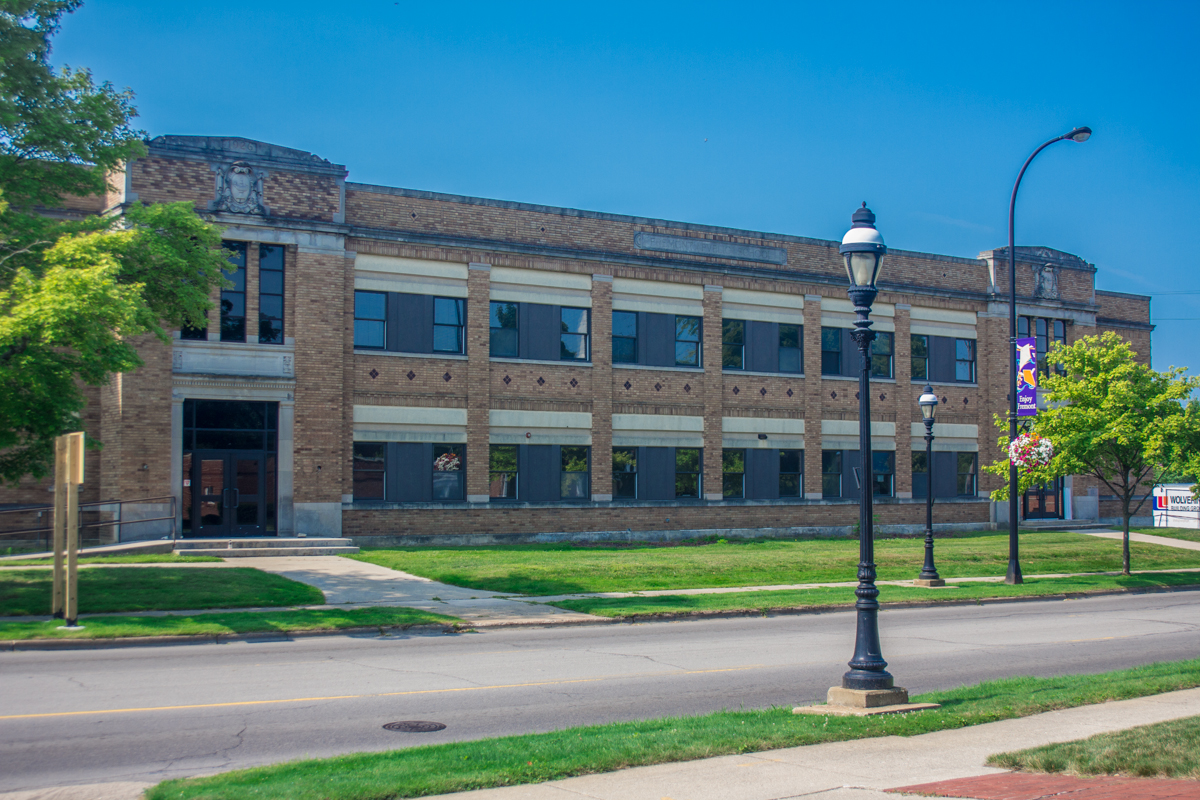 Fremont High School Fremont Michigan Wikipedia