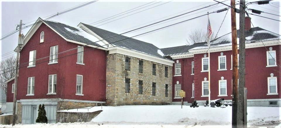 Fulton County Jail Johnstown New York Wikipedia