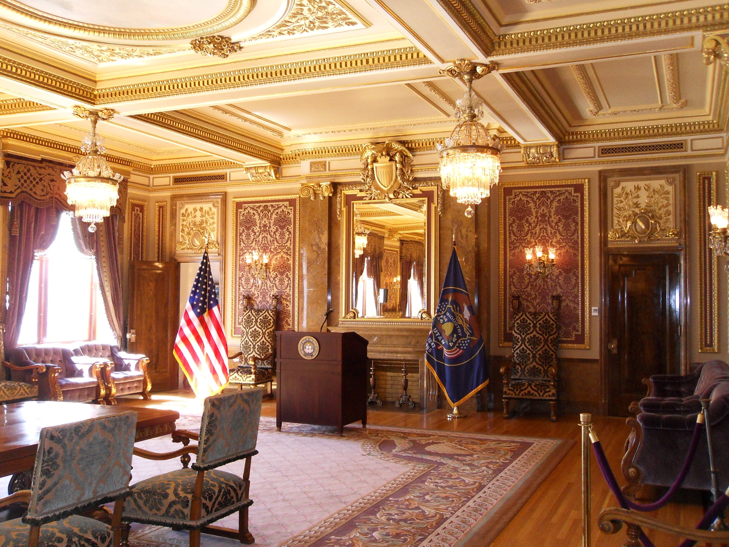 File:Gold Room in the Utah State Capitol.jpg - Wikimedia Commons