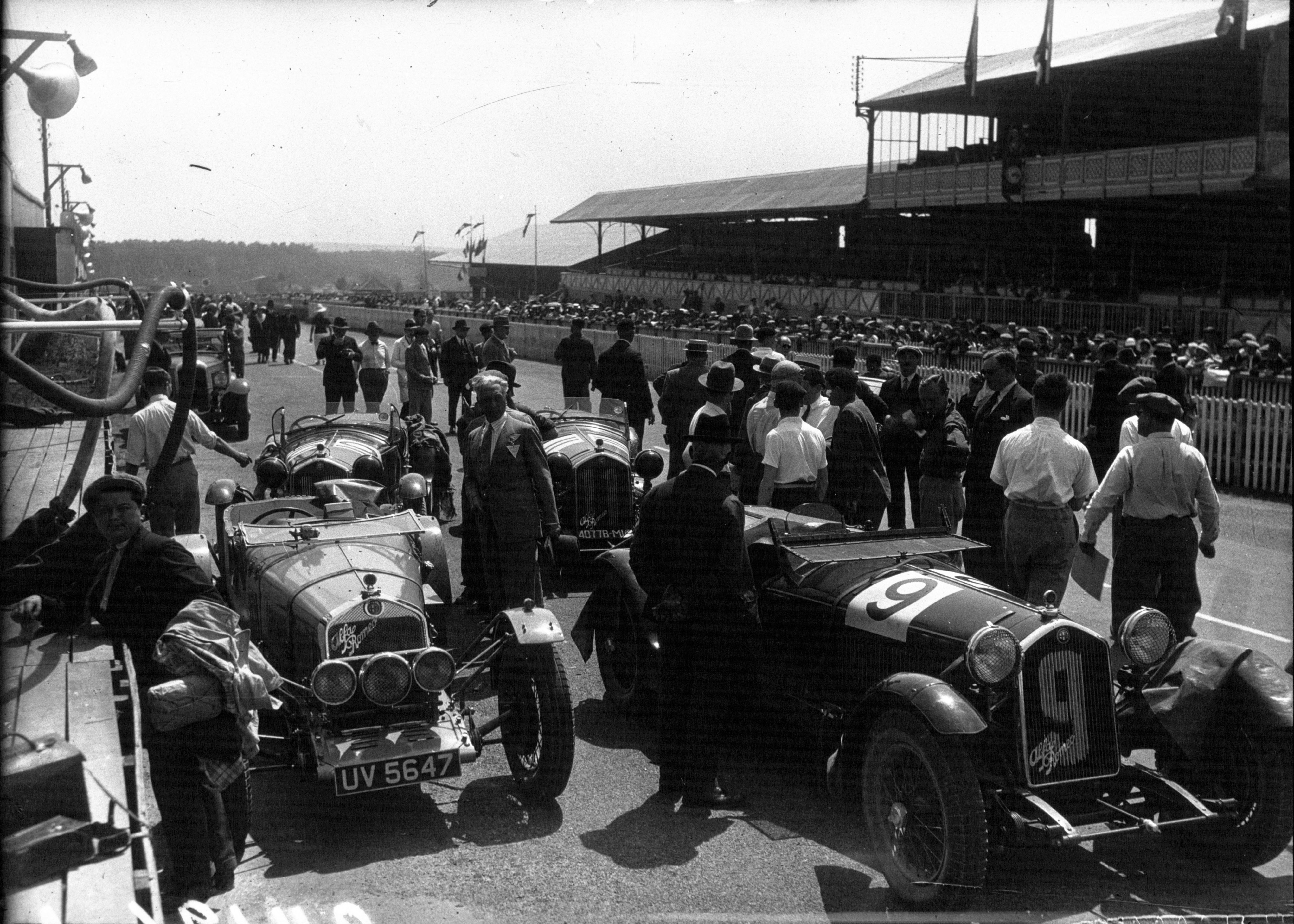 1932 24 Hours of Le Mans #
