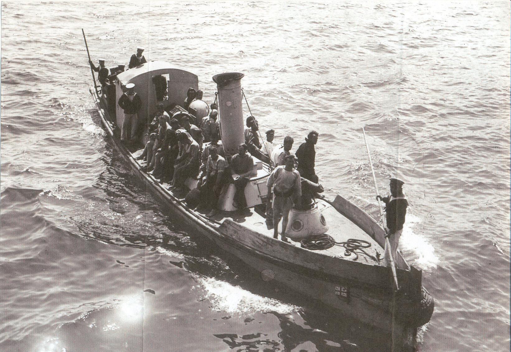 маркитантская лодка