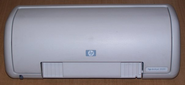 hp printer deskjet 3520