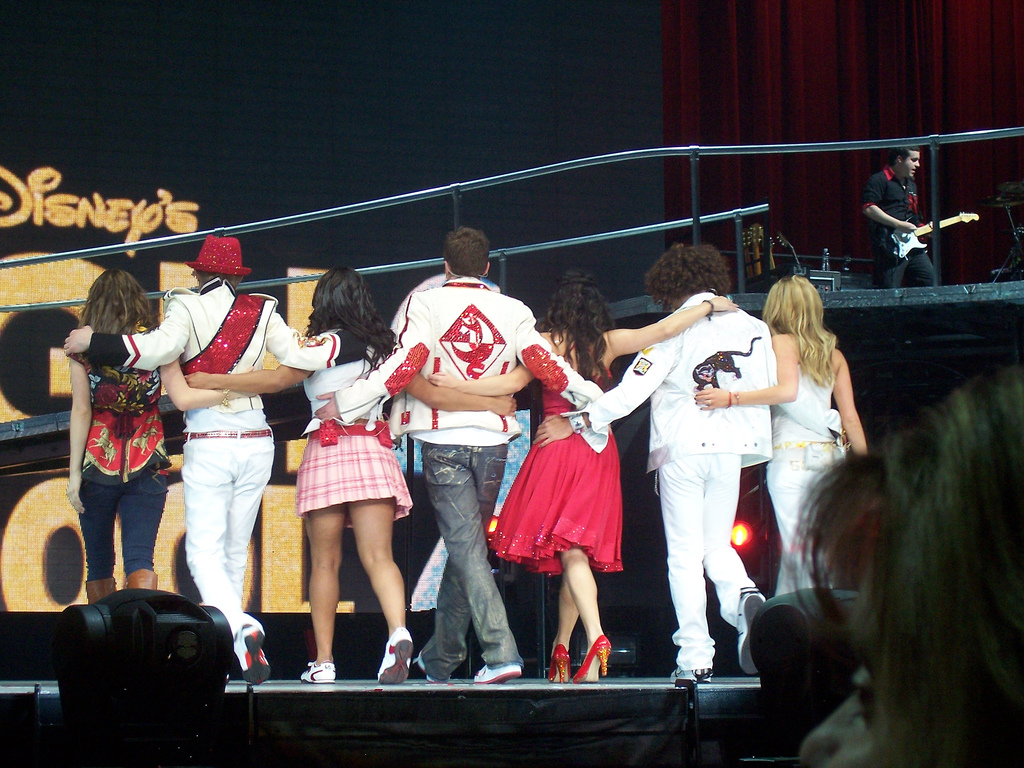 hsm the concert