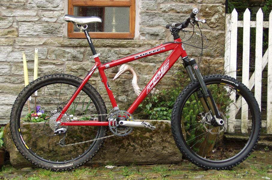 Bicicleta de montaña - Wikiwand