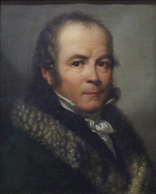 Heinrich Gotthold Arnold Selbstbildnis