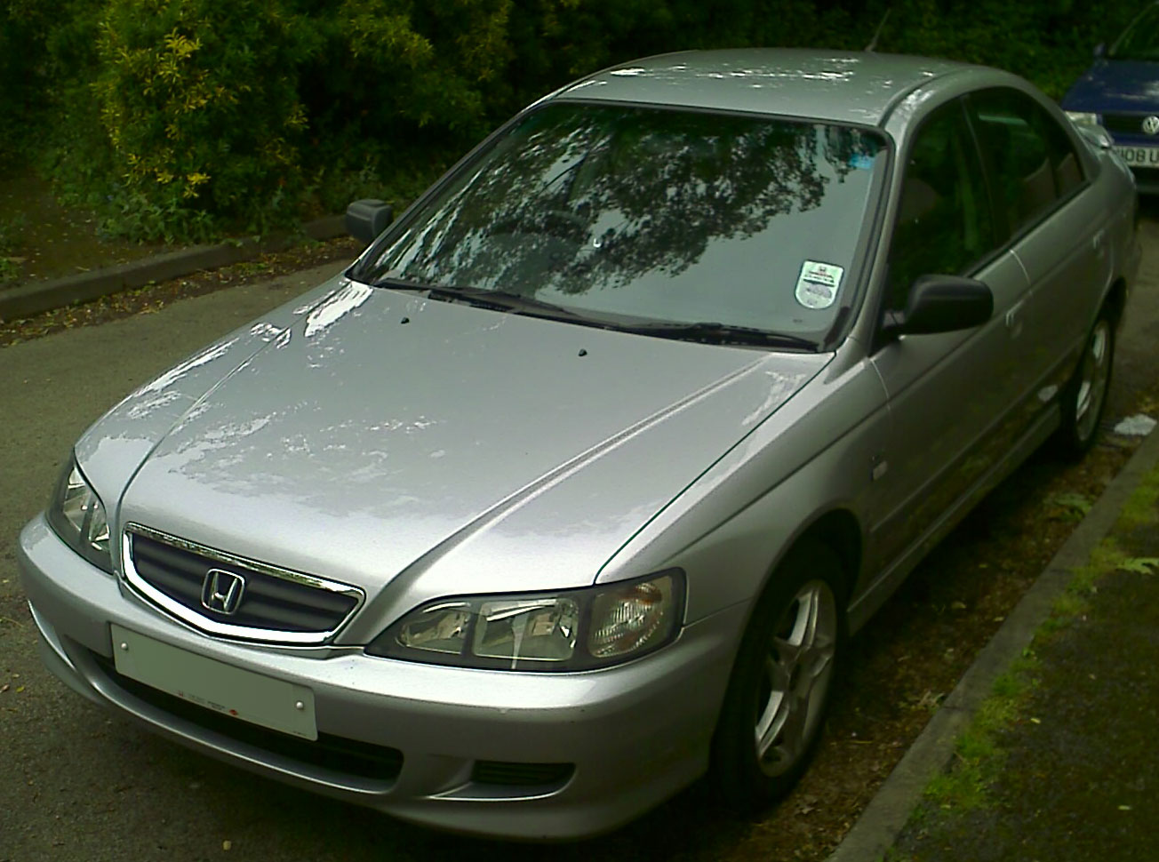 2002 Honda Accord 2.0 Sport related infomation ...