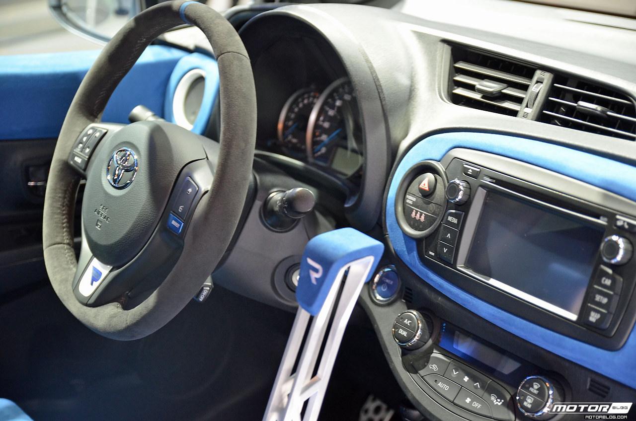 File:IAA 2013 Toyota Yaris Hybrid-R (9834380343).jpg ...