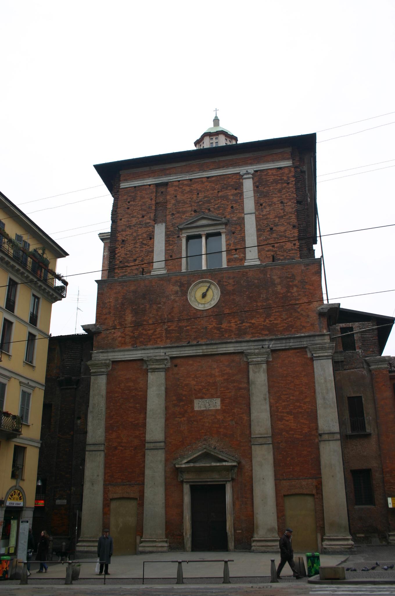 Archivo:IMG 5599 - Milano - S. Nazaro Maggiore - Foto Giovanni ...