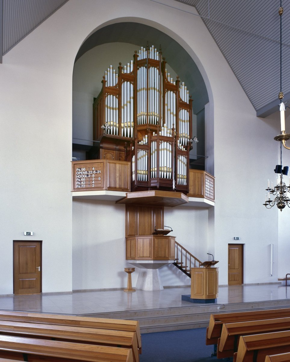 File interieur aanzicht orgel orgelnummer 1395 for Interieur wikipedia