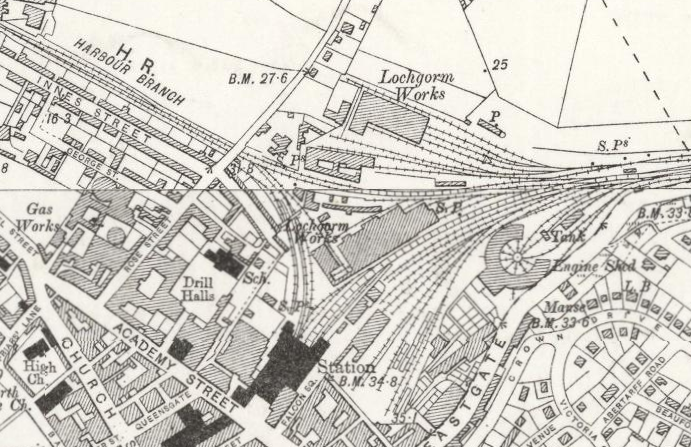 File Inverness Railway Station Map 1902 Png Wikimedia