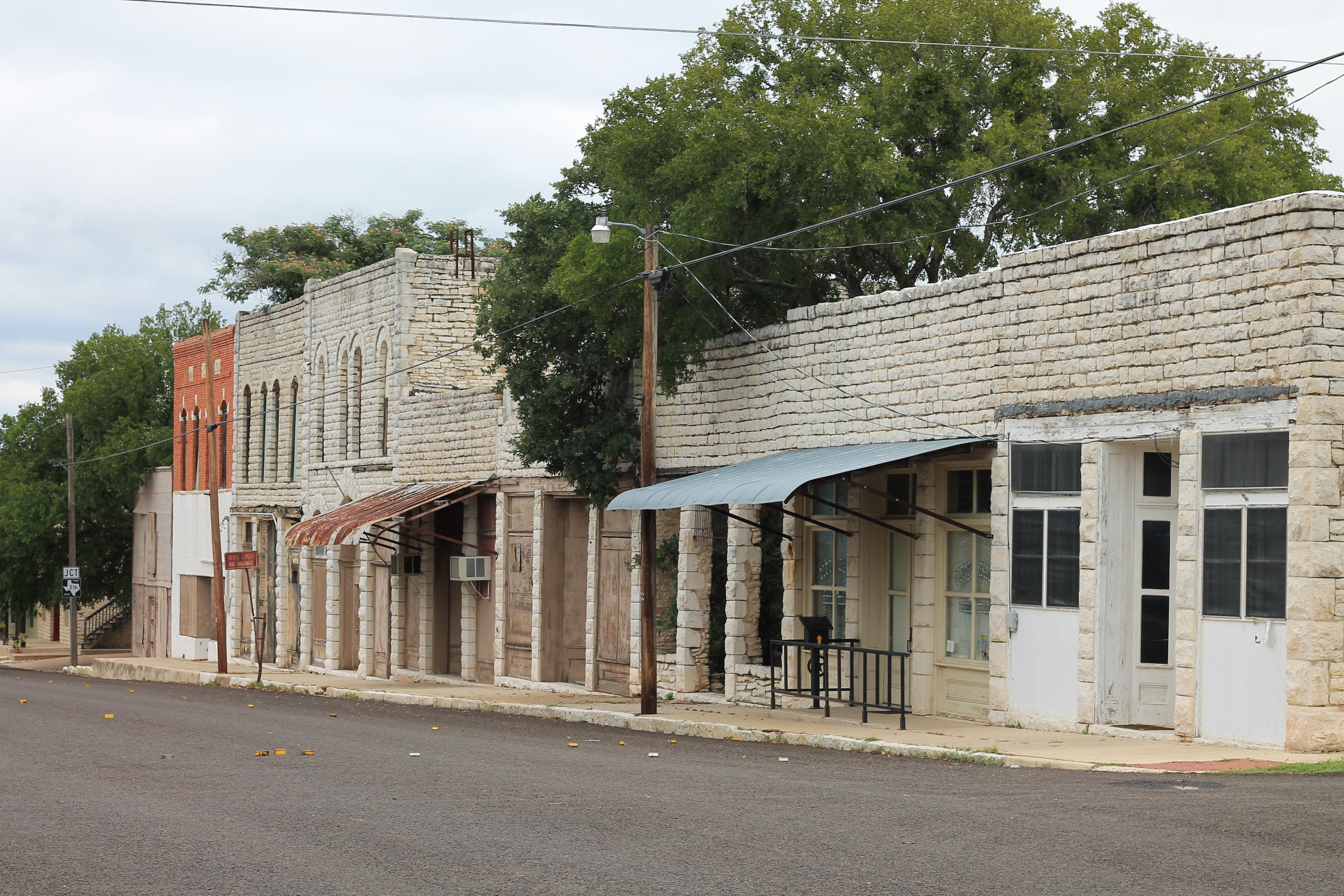 ایردل، تگزاس