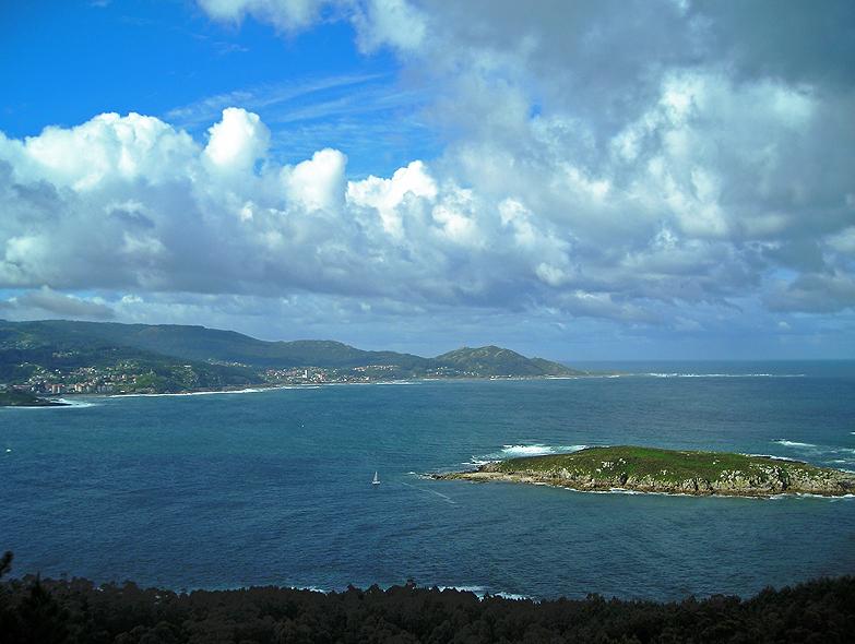 Islas Estelas Baiona e cabo silleiro