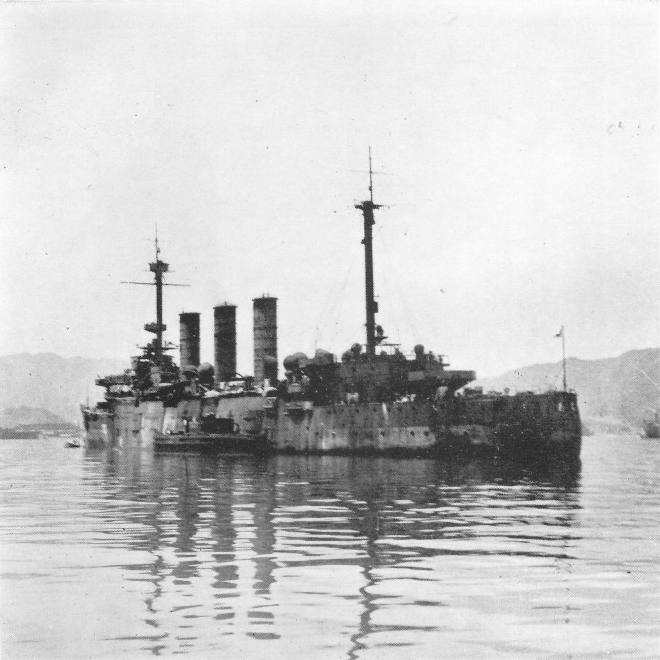 Yakumo Japan  city photo : Japanese cruiser Yakumo 1946 Wikimedia Commons