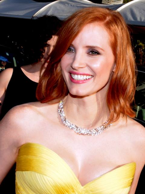 Jessica Chastain on screen and stage - Wikipedia Jessica Chastain