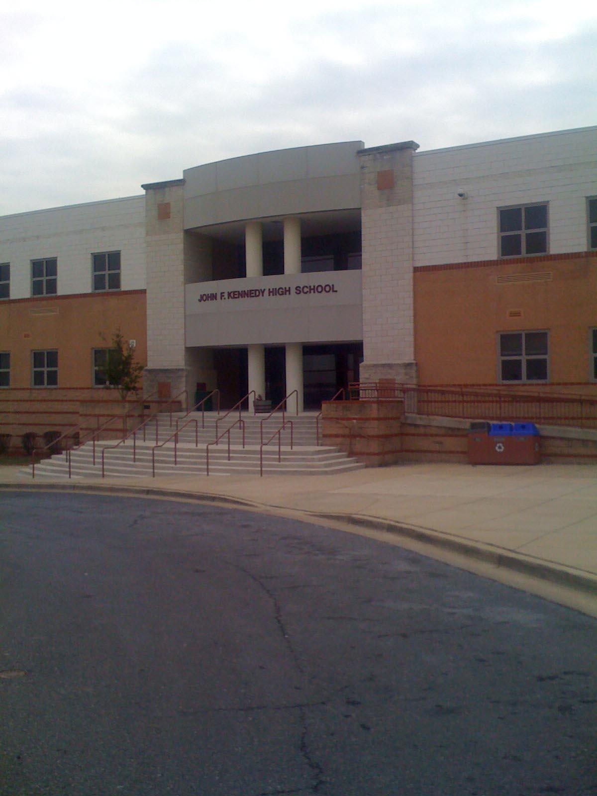 John F Kennedy High School Montgomery County Maryland Wikipedia - Maryland wikipedia