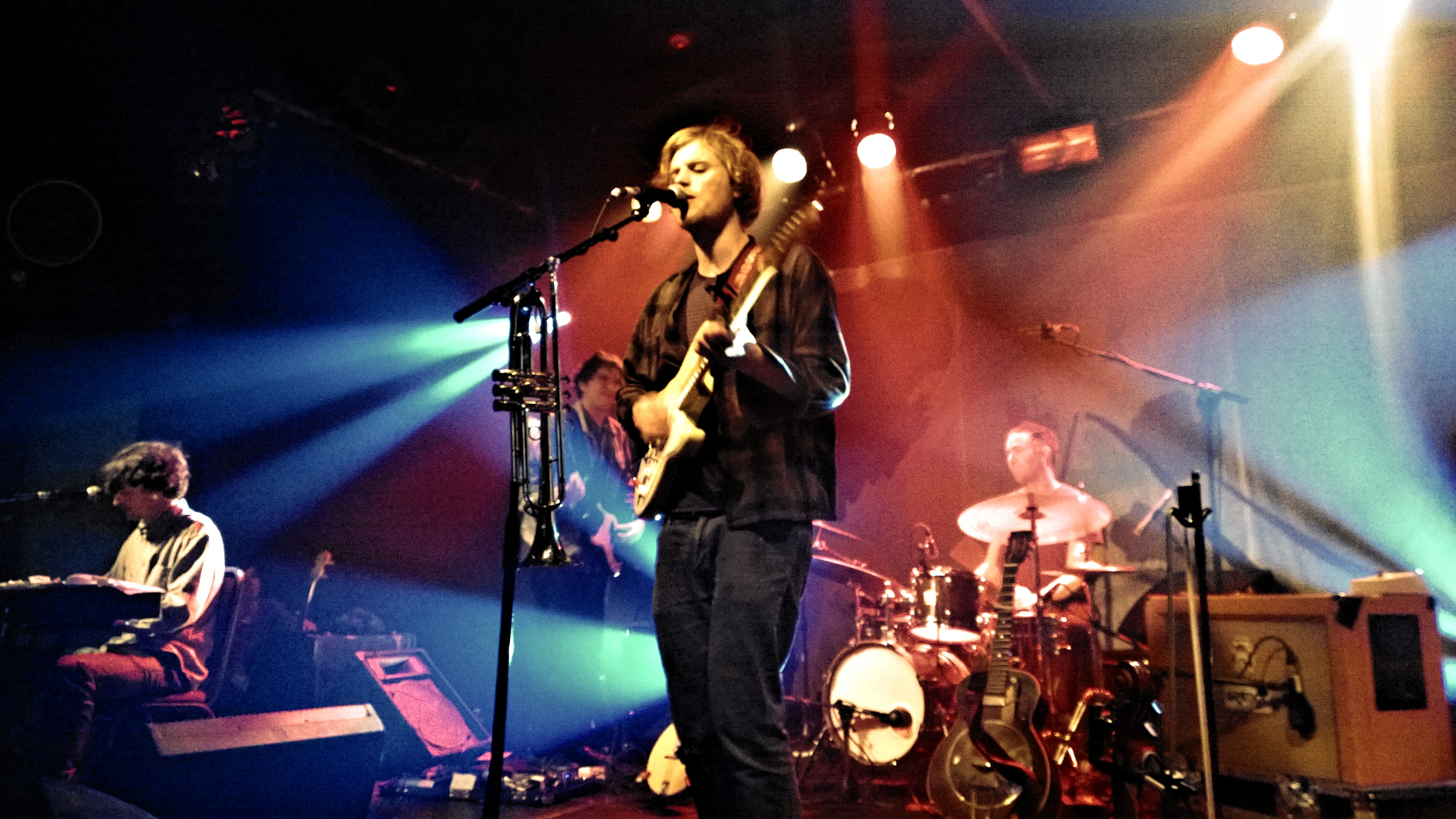 Picture of a band or musician: Johnny Flynn & The Sussex Wit
