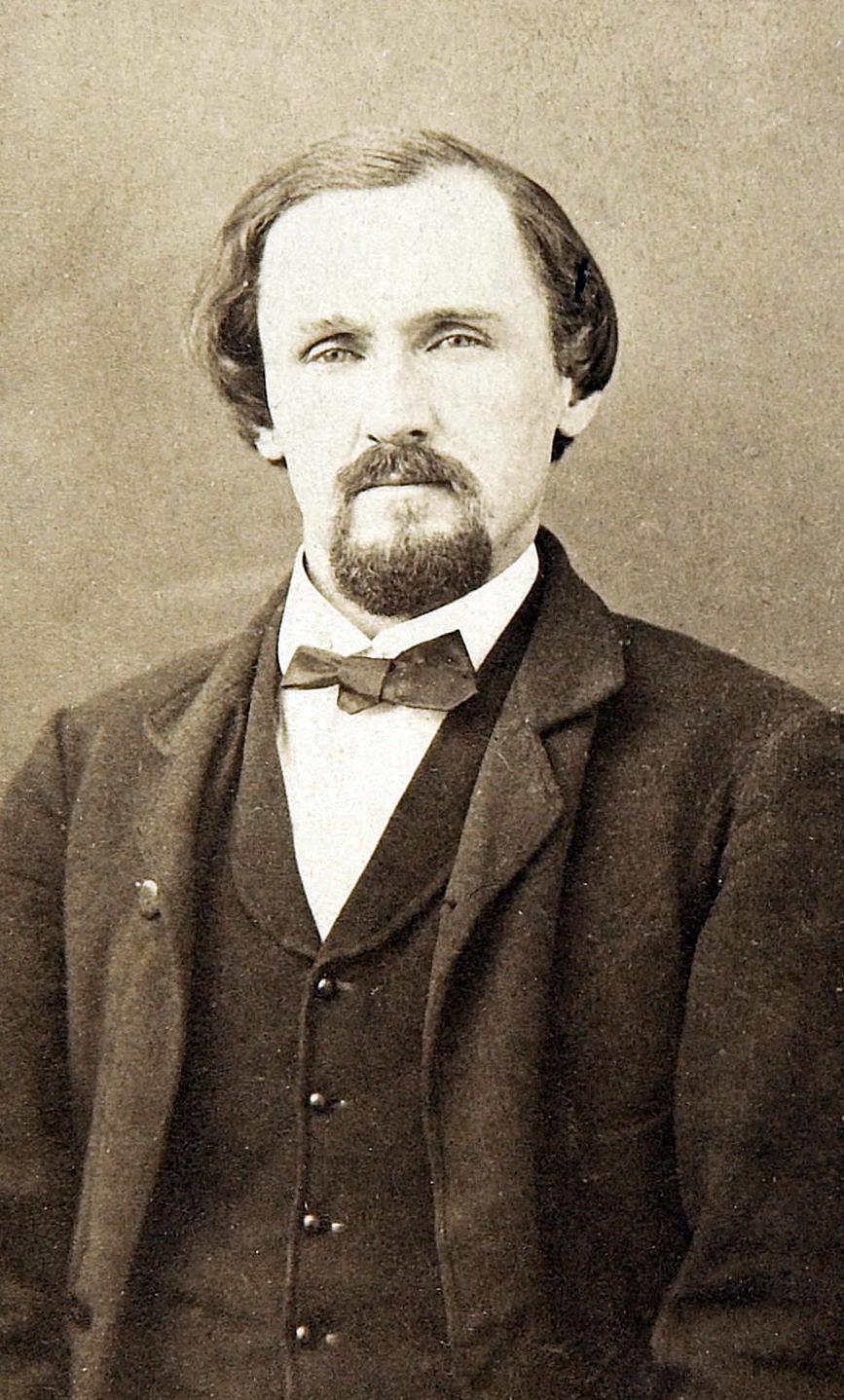 John Yates Beall Wikipedia