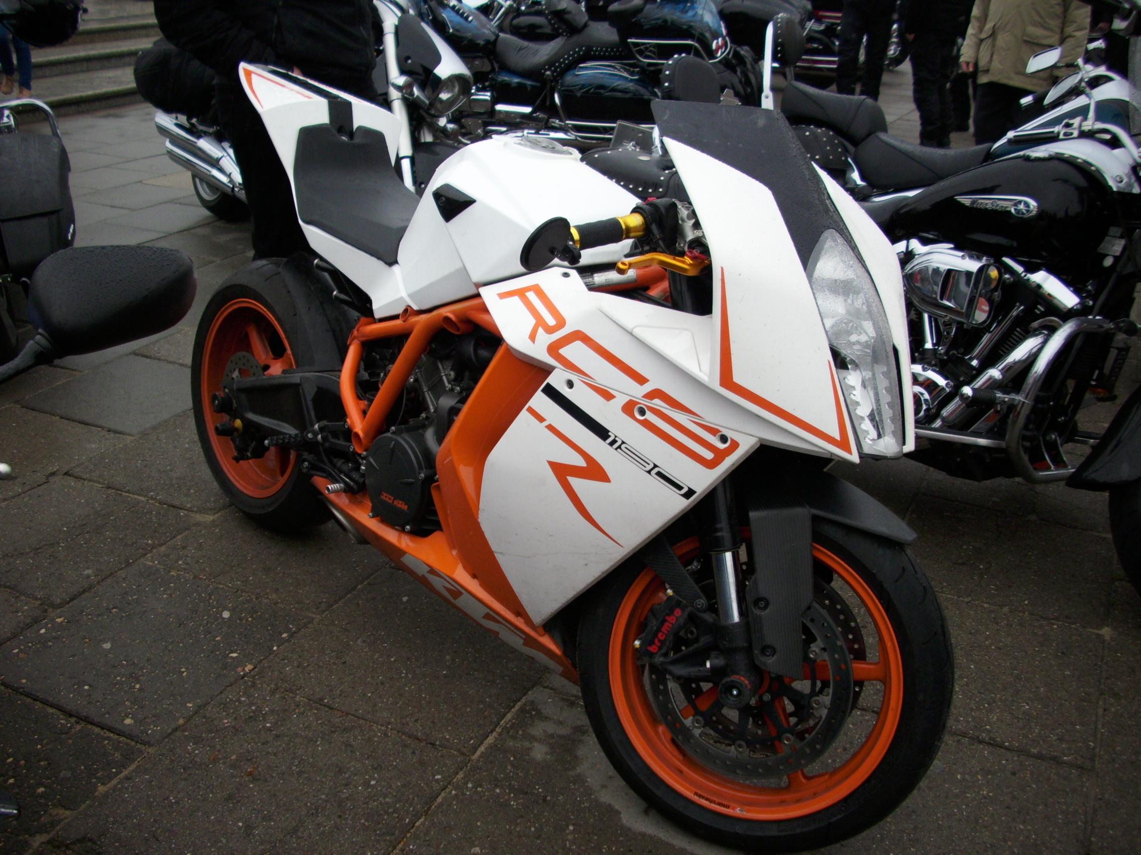 Ktm Rcb Bike Price