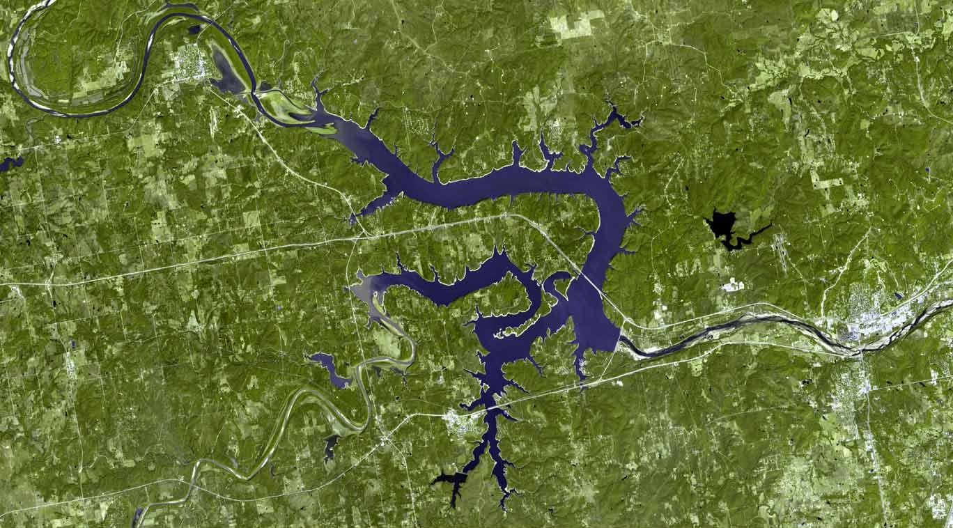Keystone Lake - Wikipedia